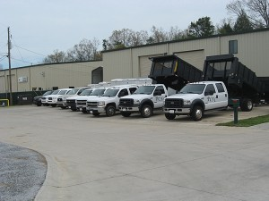 Preferred Commercial Floor Covering Trucks